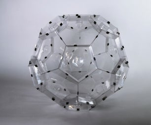 Icosahedron Form