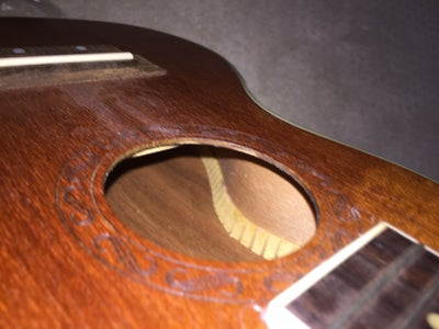 Remove the Strings From the Ukulele