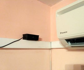Control Daikin AC From Anywhere With Beautiful UI and Losant