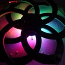 Spinning Kinetic Sculpture RGB