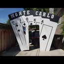 How I built a giant 10ft tall entrance for my school dance