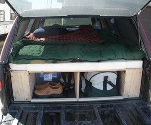 Convert Your Truck into a Camper