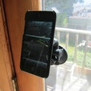 SmartPhone or iPod Touch Windshield Mount