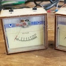 Milliammeters From Surplus VU Meters