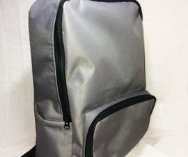 Cheap Comfortable Waterproof Carry-on Size Backpack