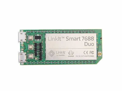 LinkIt Smart 7688 Duo Board Features