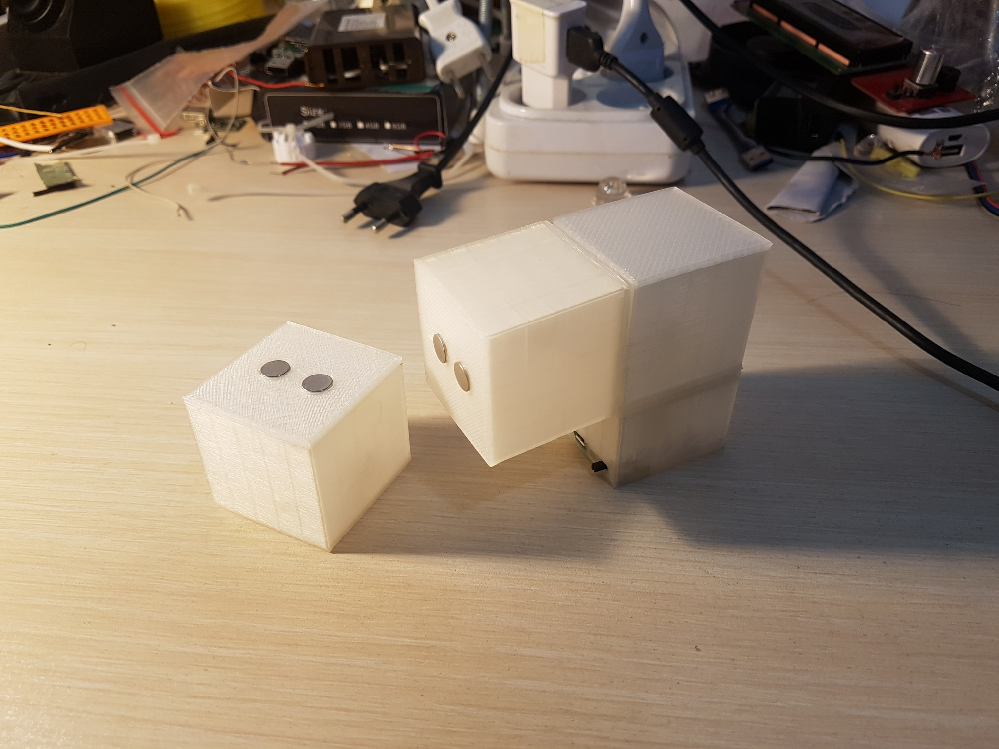Picture of LED MAGNET BOX (Light)