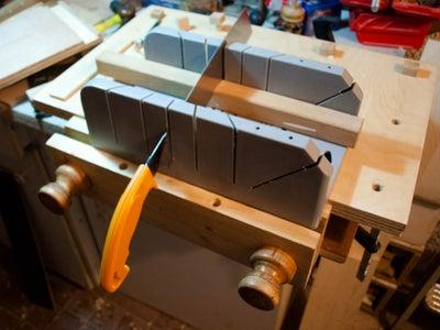 Adapting a  Mitre Box