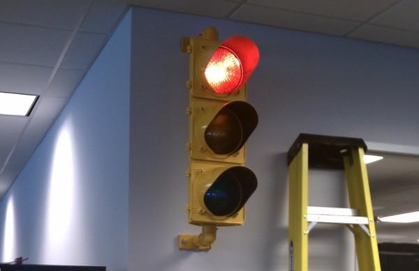 Arduino Stoplight Web Server