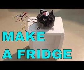 Make a Fridge