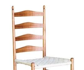 How to Build an Australian Shaker Chair
