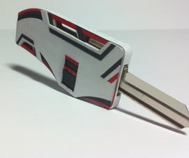 House Key Switchblade v2
