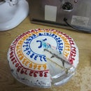 Bake-Free Ice Cream Pie: Embedded with Pi