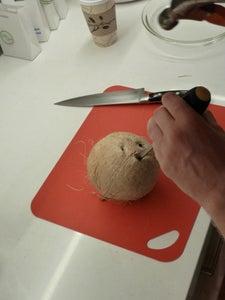 Make the Coconut Milk