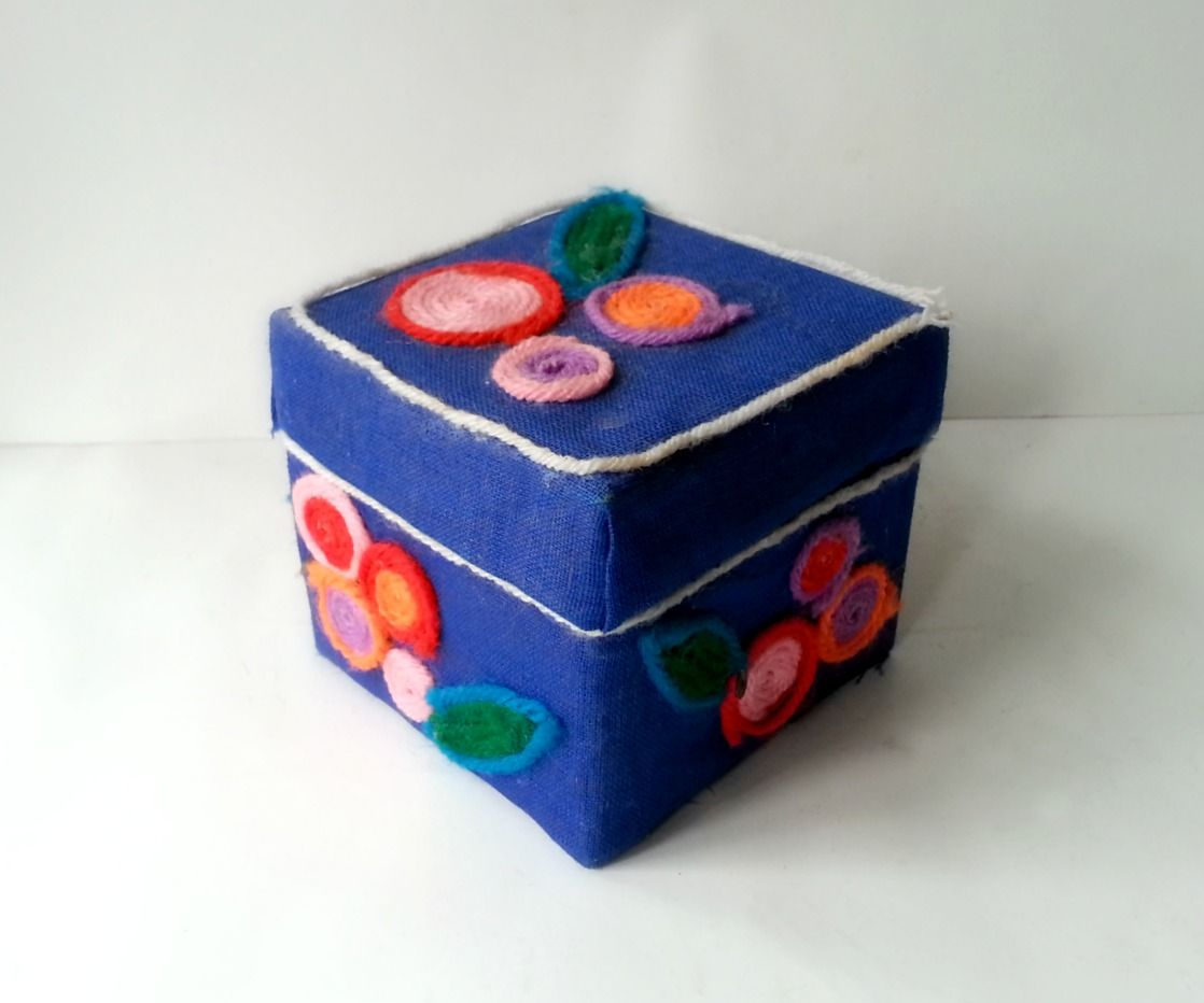 Diy Jewelry Box 6 Steps With Pictures Instructables