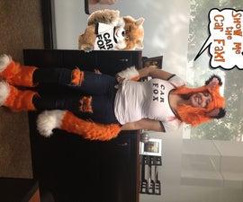 Car Fox Costume