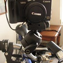 Articulated Bicycle Camera Mount With Quick-Release