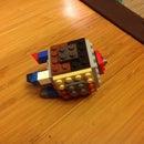 Lego terraria retinazer