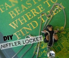 DIY Niffler Locket