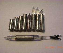 Coil Gun Projectiles