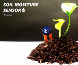 Complete Guide to Use Soil Moisture Sensor W/ Practical Example
