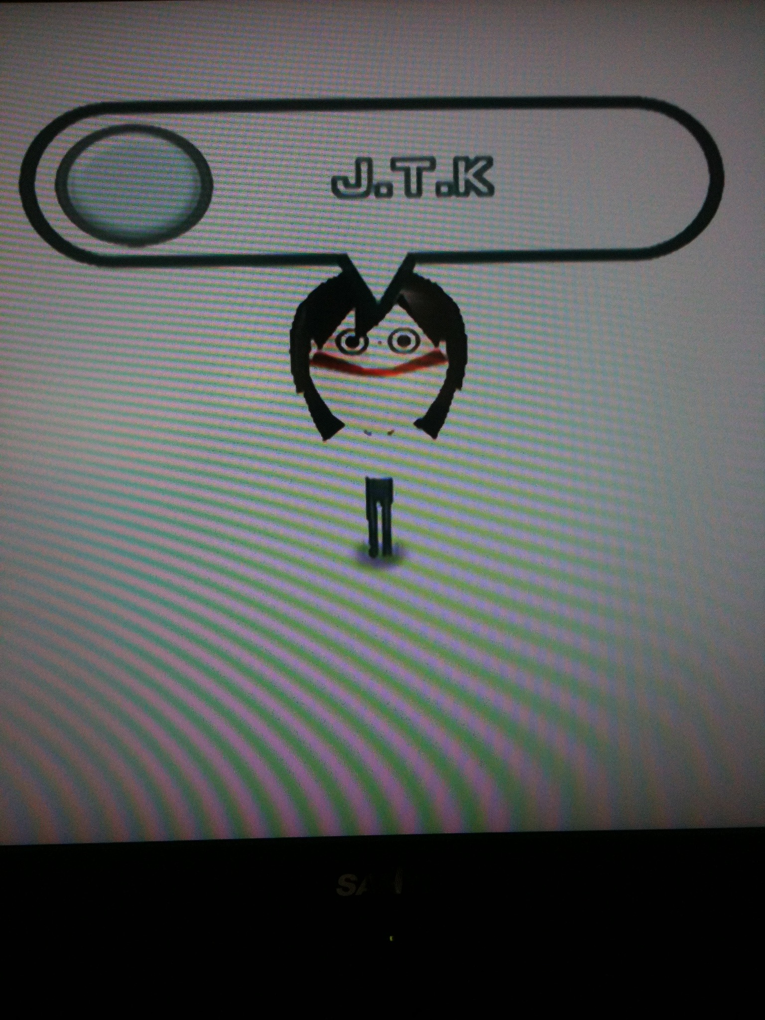 Picture of How to Make a Jeff the Killer Mii