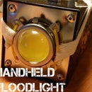 Handheld Flood/Spot Light (2-10k lumens)
