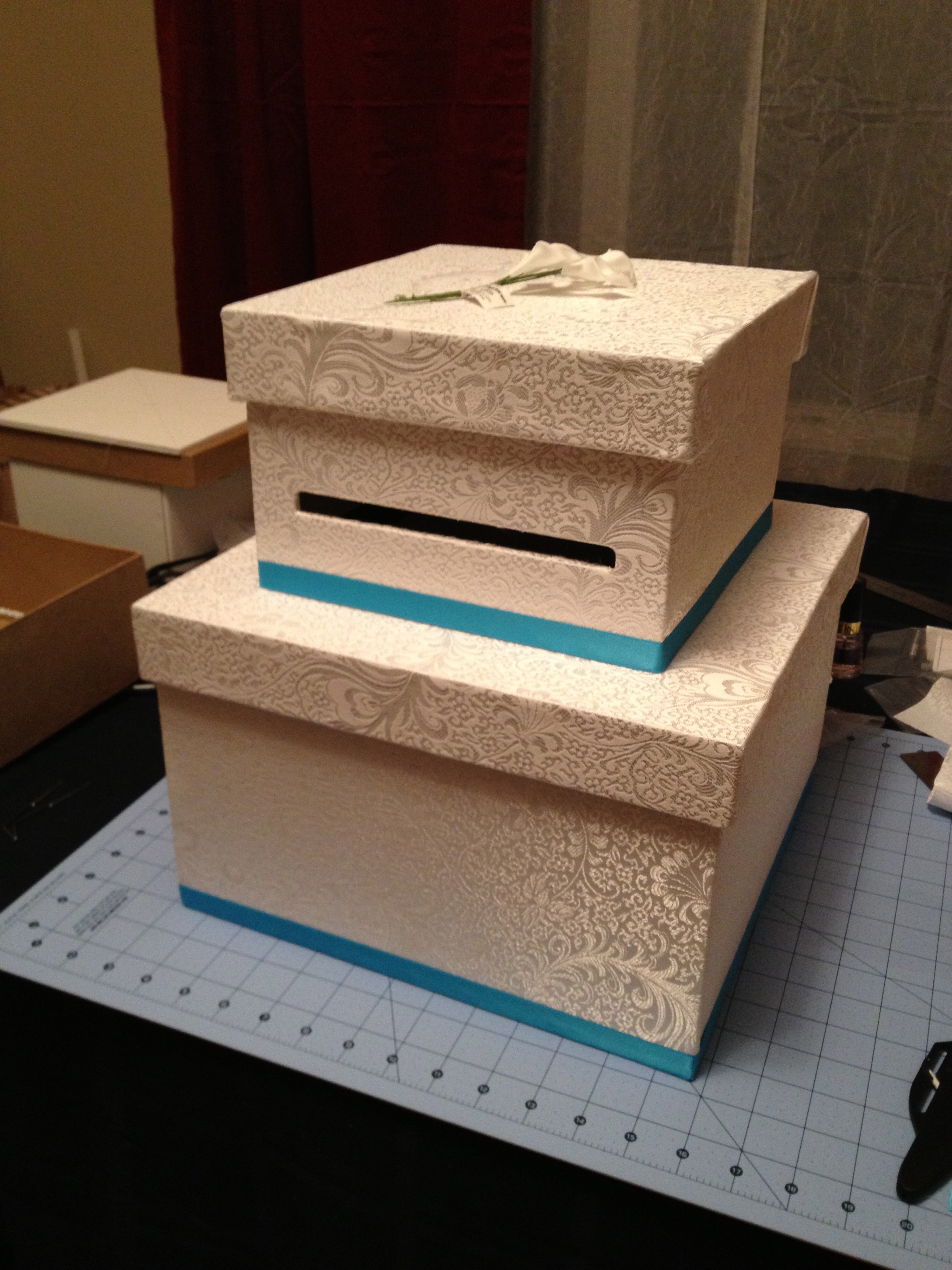 Picture of Cover the Box in Fabric