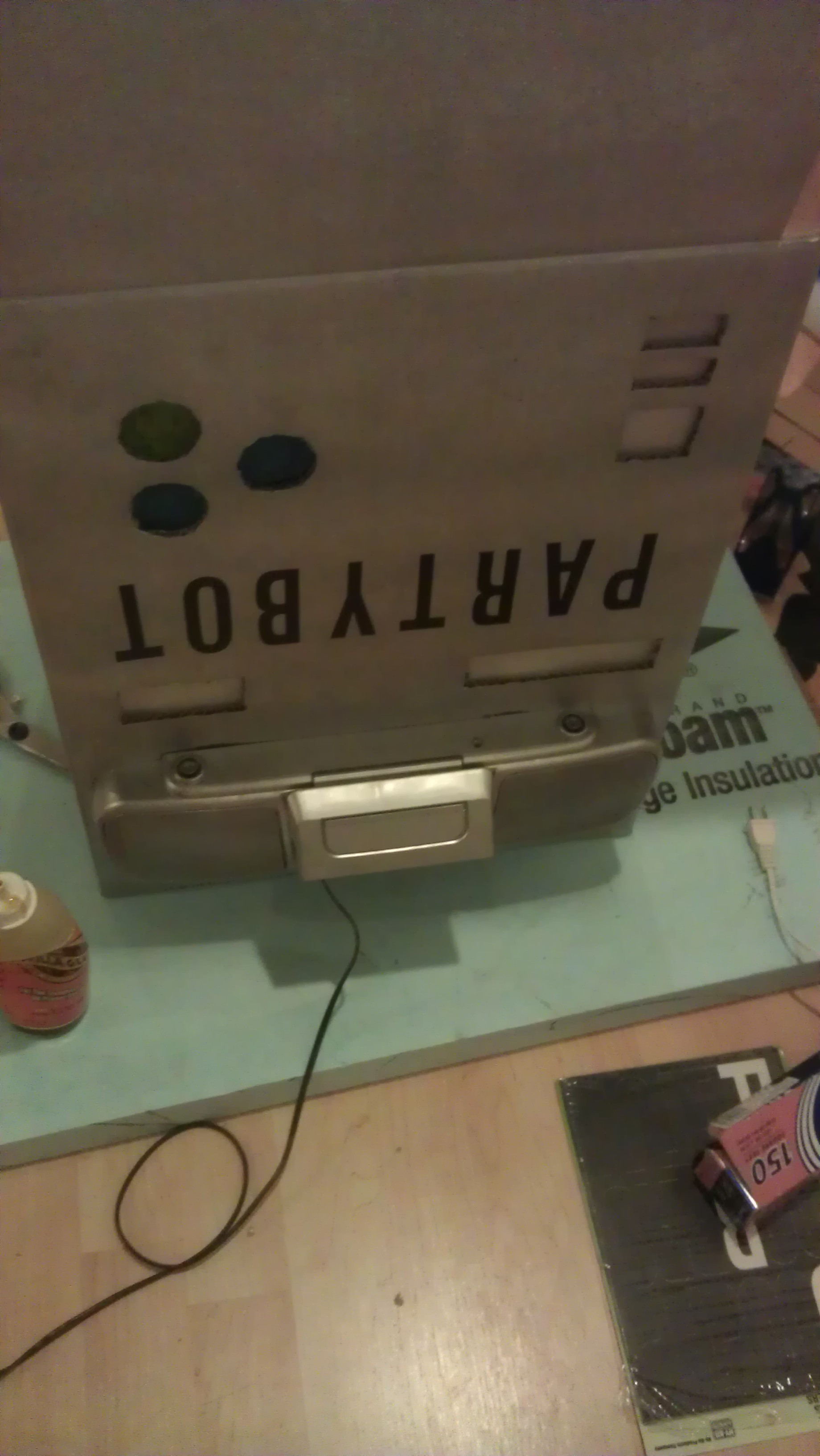 Picture of Partybot!!!