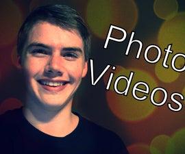 My Passion: Photo Videos