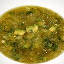 How To Make Salsa Verde With Avocado