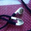 Old iPhone headphones - Eski iPhone kulaklıklar