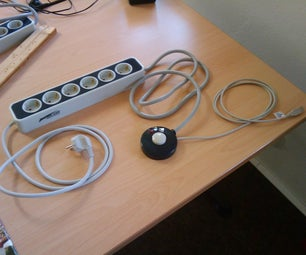 Smart Master/Slave Power Strip for Your PC [mod] (self Shutdown But Zero Standby)