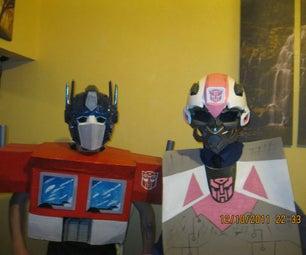 Transformers Optimus Prime Costume.