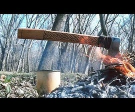 How to Make a Viking Axe