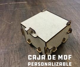 Caja Personalizable