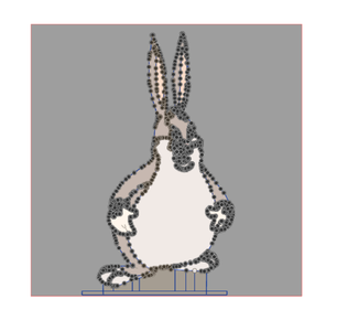 Trace Out the Big Chungus