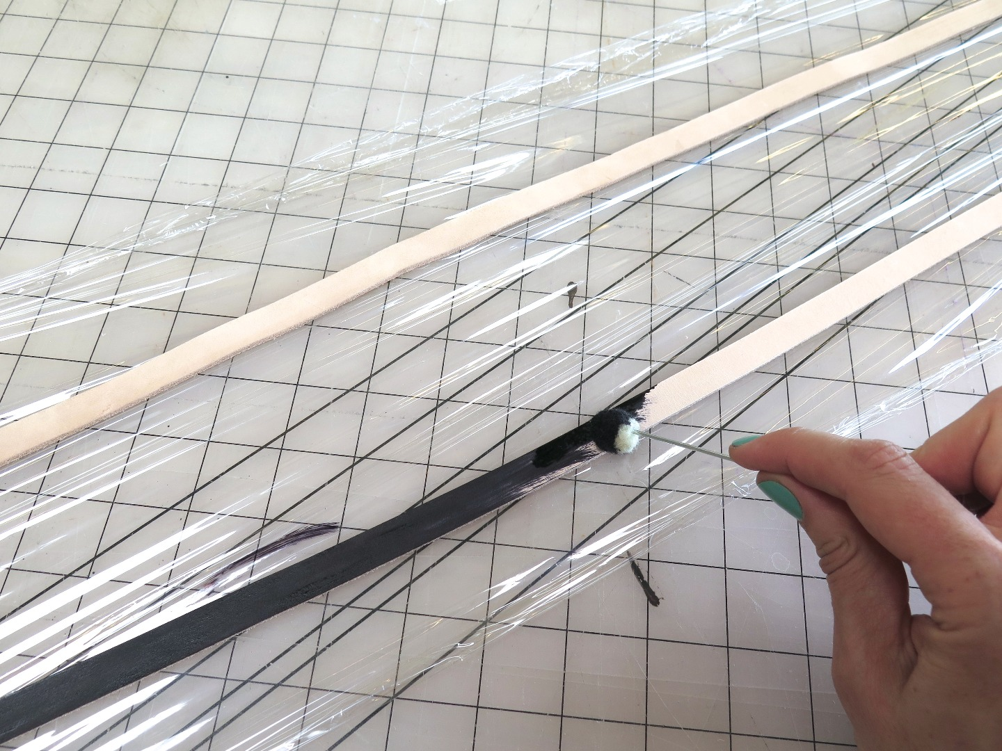 Picture of Creating the Straps