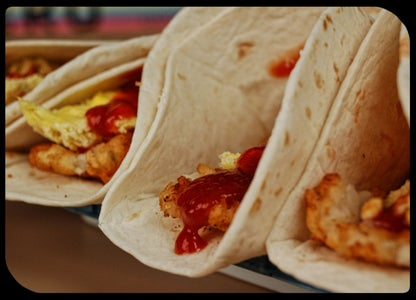 Spicy Breakfast Tacos - Made Easy