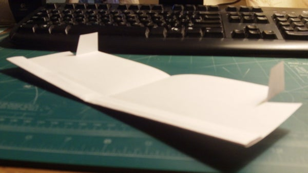 How to Make the Skystreak Paper Airplane