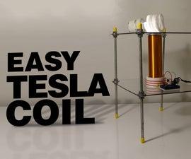 Easy Tesla Coil!