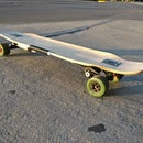 Most Simple DIY Electric Skateboard With Optional 3D Printed Parts
