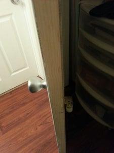 Door Handle/knob Stash