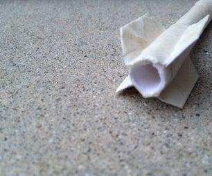 Easy Paper Rocket