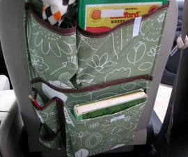 Nifty Car Organizer