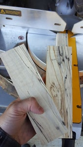 Milling Out Your Wood