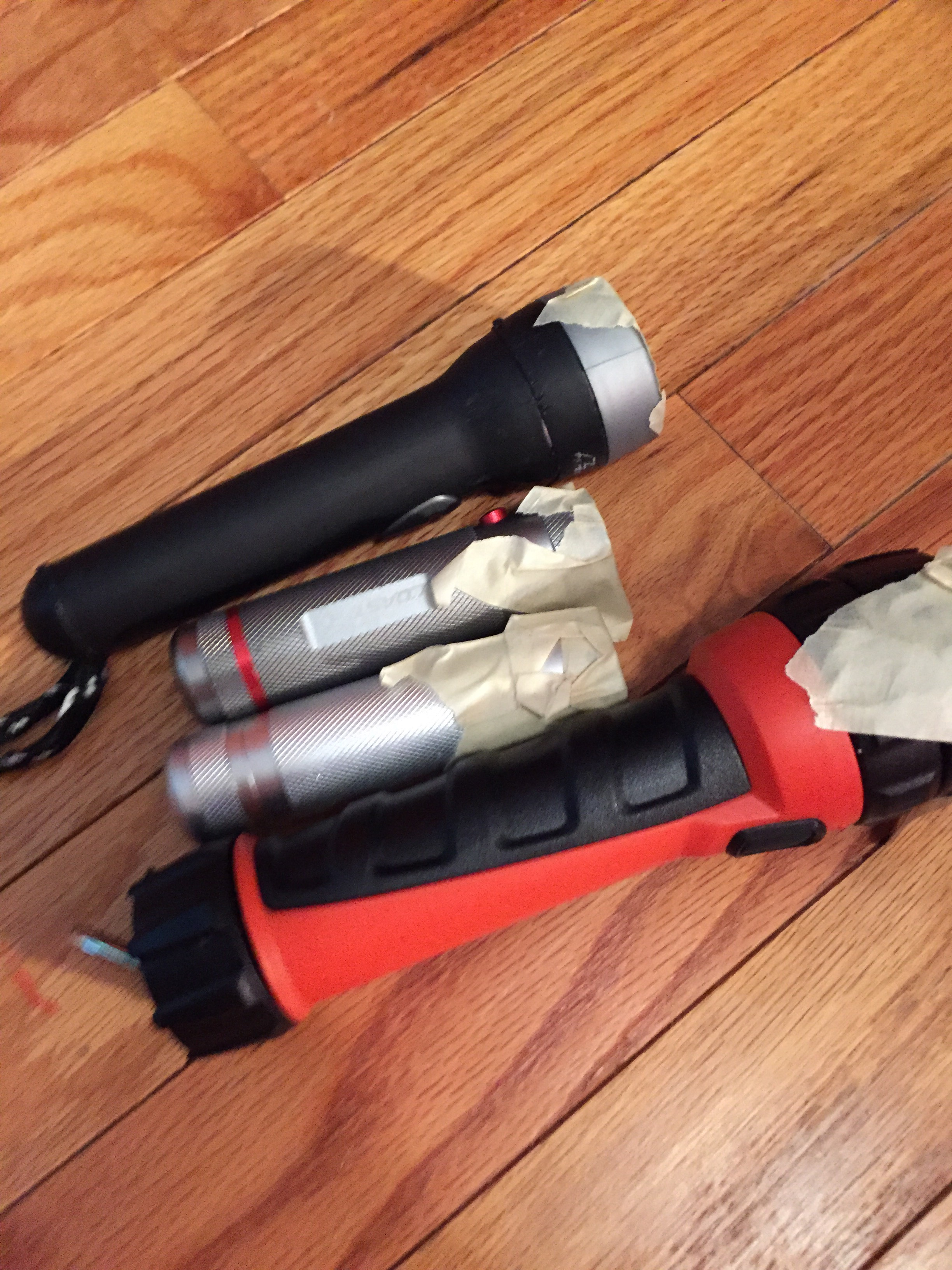 Picture of Prep Flashlights