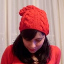 Red Schtrumpf Hat