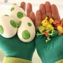 Pokemon Egg Bath Bombs
