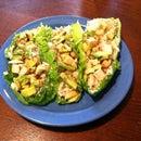 Chris's Lettuce Wrap